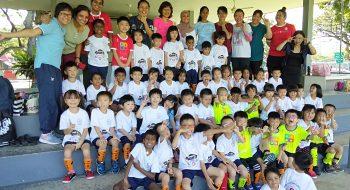 ActiveSG Weekly Football Training