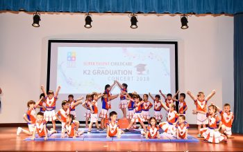 K2 Graduation Concert 2018