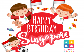 Happy Birthday Singapore